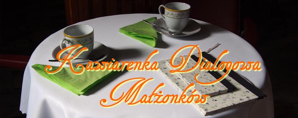 Kawiarenka Dialogowa Małżonków w Otwocku